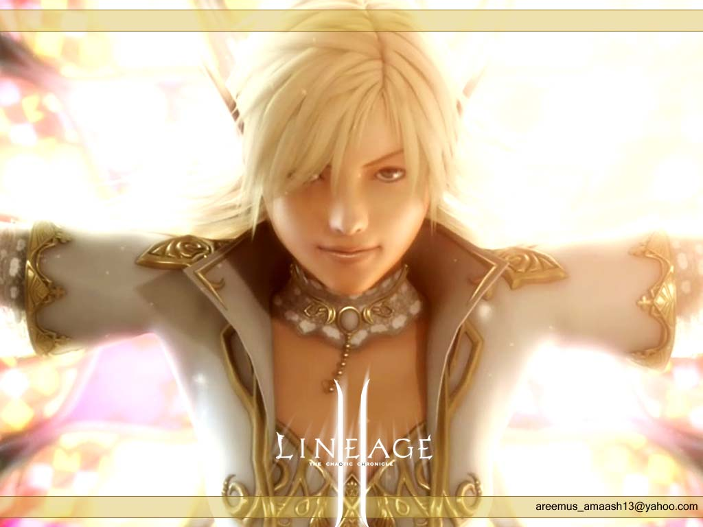LINEAGE II THE CHAOTIC CHRONICLES